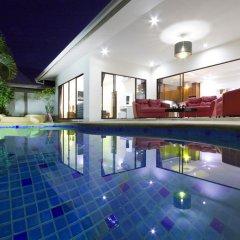 Отель Villa Tortuga Pattaya 4* Улучшенная вилла с различными типами кроватей фото 7