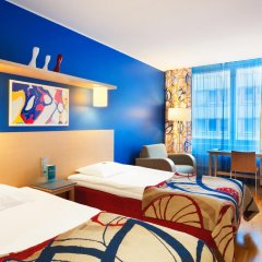 Отель Cumulus Hakaniemi 3* Стандартный номер с 2 отдельными кроватями