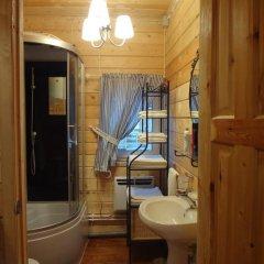 Гостиница Guesthouse Lunkasllari Шале с различными типами кроватей фото 19