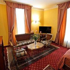 Отель St.george 3* Номер Делюкс фото 8