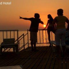 Hildegard Турция, Аланья - 2 отзыва об отеле, цены и фото номеров - забронировать отель Hildegard онлайн фитнесс-зал