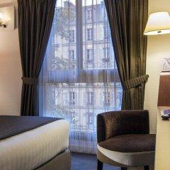 Hotel Ampere 4* Номер категории Премиум с различными типами кроватей фото 4
