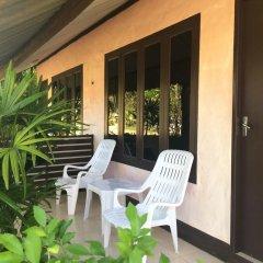 Отель Mermaid Beachfront Resort Ланта балкон