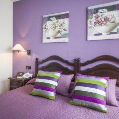 Hotel La Boriza 3* Стандартный номер с различными типами кроватей фото 16