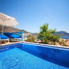 Asfiya Sea View Hotel Турция, Киник - отзывы, цены и фото номеров - забронировать отель Asfiya Sea View Hotel онлайн бассейн фото 2