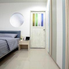 Отель Number 4 Номер Делюкс с различными типами кроватей фото 6