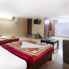 Отель Landmark Inn 3* Номер Делюкс с различными типами кроватей фото 5