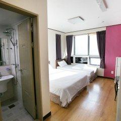 K Hostel Стандартный номер с различными типами кроватей фото 4