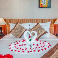Northern Hotel 4* Номер Премьер с двуспальной кроватью фото 3
