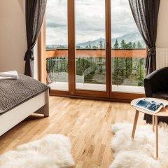 Отель udanypobyt Domy Mountain Premium Косцелиско комната для гостей фото 5