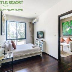 Отель The Title Phuket 4* Номер Делюкс с различными типами кроватей фото 23