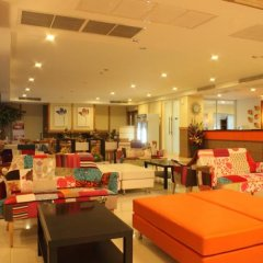 Отель Prom Ratchada Residence Таиланд, Бангкок - отзывы, цены и фото номеров - забронировать отель Prom Ratchada Residence онлайн гостиничный бар