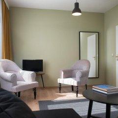 Отель Days Inn Leipzig City Centre 3* Стандартный номер с различными типами кроватей фото 3