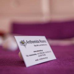 Отель Anthemida Rooms Ситония интерьер отеля