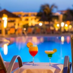 Отель Terrou-Bi Beach & Casino Resort бассейн