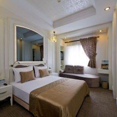 Отель Yasmak Sultan 4* Стандартный номер с двуспальной кроватью