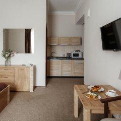 Апарт Отель Рибас 3* Апартаменты разные типы кроватей фото 9