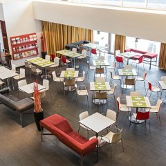 Отель Gartenhotel Altmannsdorf Low Budget Designhotel развлечения