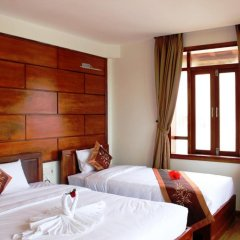 Kiman Hotel 3* Номер Делюкс с различными типами кроватей фото 8