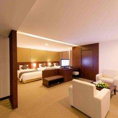 Отель Muong Thanh Luxury Buon Ma Thuot 4* Номер Делюкс с различными типами кроватей фото 2