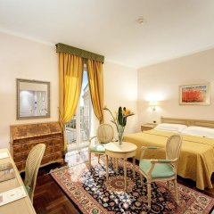 Grand Hotel Villa Politi 4* Номер Делюкс