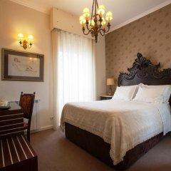 Отель Castelo Santa Catarina 3* Стандартный номер двуспальная кровать фото 20