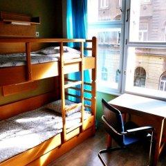 Treestyle Hostel Кровать в женском общем номере с двухъярусной кроватью фото 6