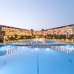 Отель Kaya Belek бассейн фото 6