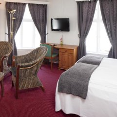 Kjøbmandsgaarden Hotel 3* Стандартный семейный номер с двуспальной кроватью фото 4