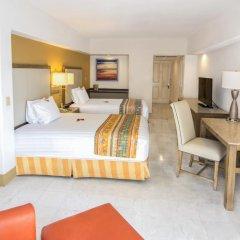Отель Tesoro Ixtapa - Все включено 3* Номер Делюкс с различными типами кроватей фото 3