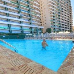 Отель Seafront Apartment Sliema Мальта, Слима - отзывы, цены и фото номеров - забронировать отель Seafront Apartment Sliema онлайн бассейн фото 2