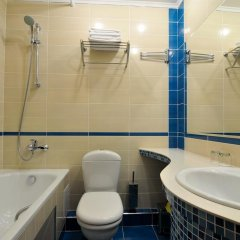 Парк Отель Ставрополь 4* Стандартный номер с двуспальной кроватью фото 7