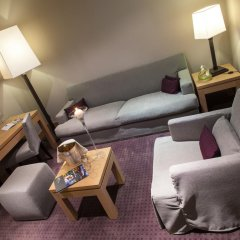 Отель Baud Hôtel Restaurant 4* Люкс с различными типами кроватей