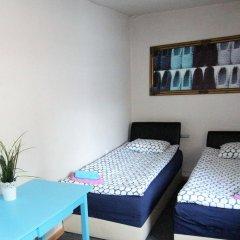 Отель Slippers B&B House Литва, Вильнюс - отзывы, цены и фото номеров - забронировать отель Slippers B&B House онлайн комната для гостей фото 6