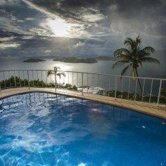 Отель Las Brisas Acapulco 4* Полулюкс с разными типами кроватей фото 3