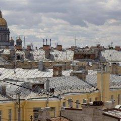 Апартаменты Невский Гранд Апартаменты Улучшенный номер с различными типами кроватей фото 6