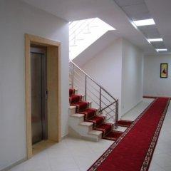 Отель Gjuta Hotel Албания, Тирана - отзывы, цены и фото номеров - забронировать отель Gjuta Hotel онлайн интерьер отеля фото 2
