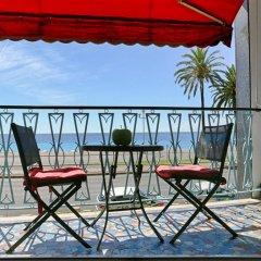 Отель Nice Promenade Франция, Ницца - отзывы, цены и фото номеров - забронировать отель Nice Promenade онлайн балкон