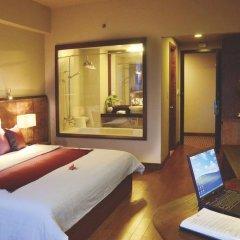Asia Hotel Hue 4* Номер Делюкс с различными типами кроватей фото 2