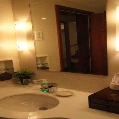 Central Hotel Jingmin 5* Улучшенный номер с различными типами кроватей фото 5