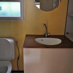 Отель Camping Ampurdanés Курорт Росес ванная