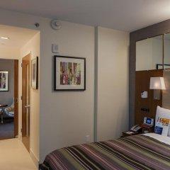 Отель Club Quarters Grand Central 4* Люкс с различными типами кроватей