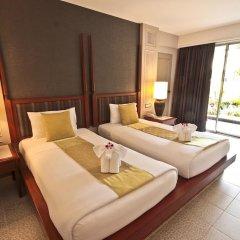 Отель Phuket Orchid Resort and Spa 4* Стандартный номер с двуспальной кроватью фото 2