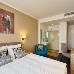 BO Hotel Hamburg 3* Стандартный номер с различными типами кроватей фото 4