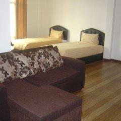 Отель QG Resort 3* Семейный номер Делюкс с двуспальной кроватью фото 4