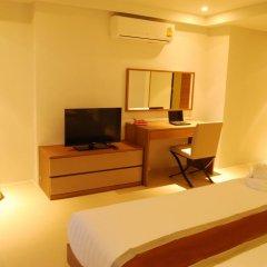 Отель I Am Residence 3* Студия Делюкс с двуспальной кроватью фото 5