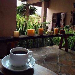 Отель La Casa Rosada Копан-Руинас гостиничный бар