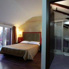 Lux Hotel Durante 2* Стандартный номер с двуспальной кроватью фото 8
