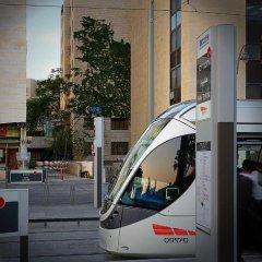 Отель Caesar Premier Jerusalem Иерусалим городской автобус