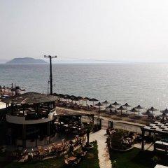 Hotel Areti Ситония пляж фото 2